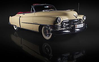 Galeria Țiriac Collection organizează, cu ocazia Zilei Naționale a SUA, o paradă a mașinilor clasice americane