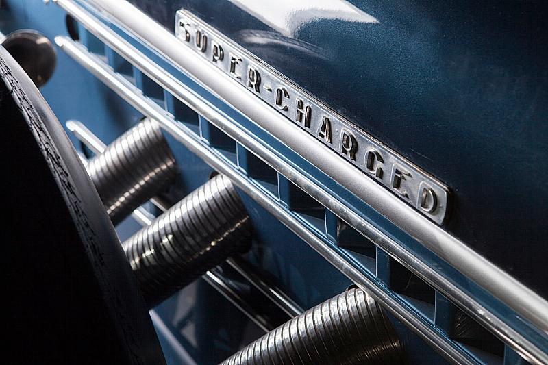 Auburn 852 Speedster Boattail