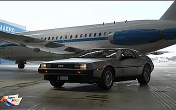 1981 DeLorean DMC-12 - prezentat de SuperSPEED (PRO TV)
