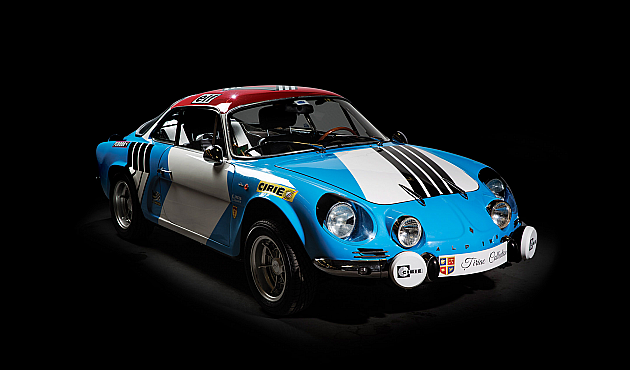 Renault Alpine A110 Coupe