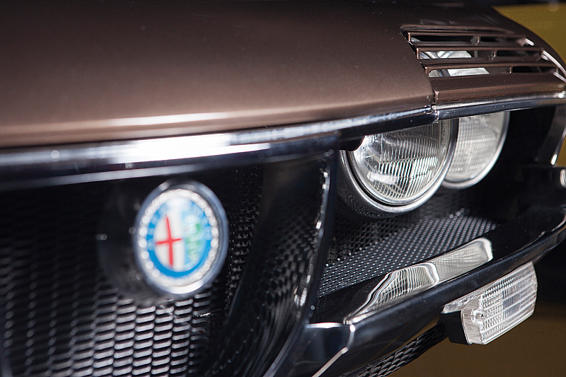 Alfa Romeo Montreal Coupe