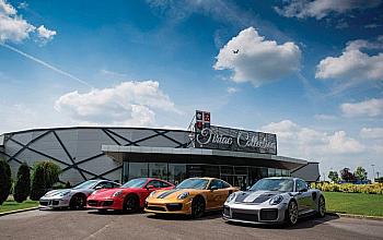 Patru noi exemplare Porsche 911