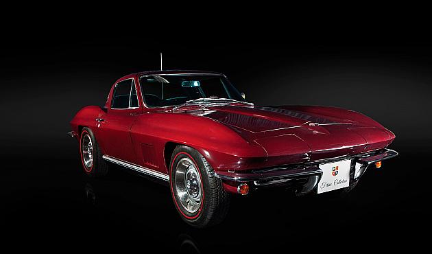 Chevrolet Corvette C2 Sting Ray