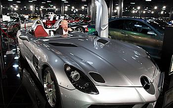Boris Becker a descoperit la Țiriac Collection un model Ferrari care a aparținut familiei sale