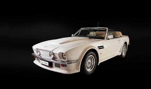 Aston Martin 8 Vantage Volante