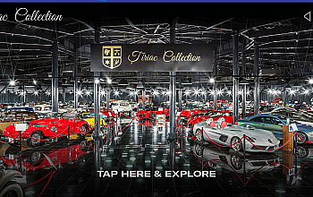 Tiriac Collection impartaseste bucuria aniversarii celor cinci ani de existenta cu ajutorul unei transmisiuni online de tip live-streaming, disponibila exclusiv in cadrul aplicatiei mobile pentru iOS si Android Tiriac Collection