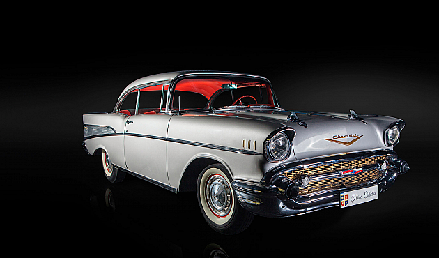 Chevrolet Bel Air Hardtop Sport Coupe