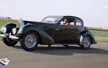 PRO TV prezinta Bugatti Type 57 si Mercedes-Benz 540K din galeria Tiriac Collection