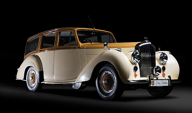 Bentley R-Type Shooting Brake