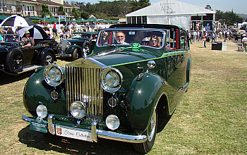 Un Rolls-Royce Phantom IV aparținând Țiriac Collection a câștigat la Pebble Beach