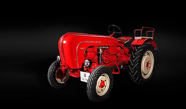 Porsche Diesel Tractor