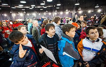 Peste 2000 de persoane au vizitat Țiriac Collection în primul weekend de la lansare
