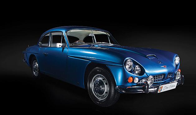 Jensen C-V8 6,3 Litre MK III Coupe