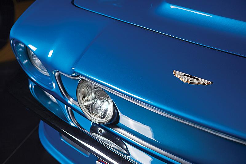Aston Martin V8 Vantage Sport Saloon