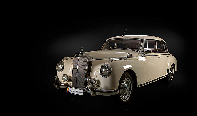 Mercedes-Benz 300 Saloon